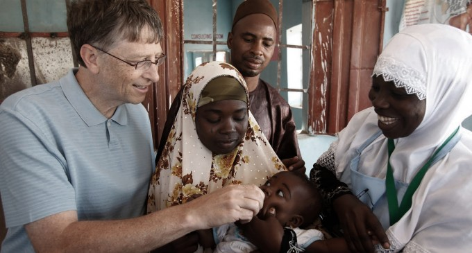 Bill Gates Could End World Hunger, Instead Gives $36 Billion To Corporate America global freedom movement